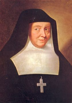 Santa Juana Francisca Chantal