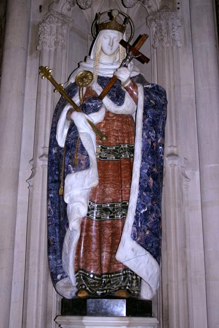 Ste Marguerite d'Écosse († 1093)