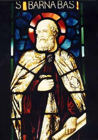 St Barnabé