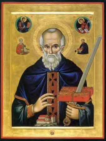 St Boniface († 754)