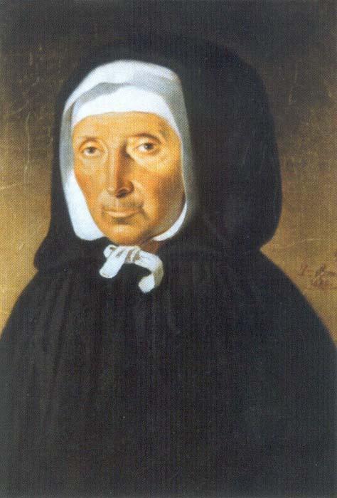 Santa María de la Cruz (Juana) Jugan