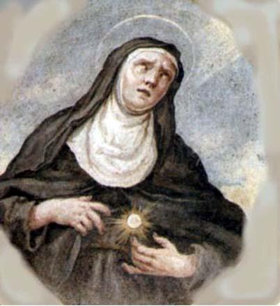 Ste Julienne de Falconieri