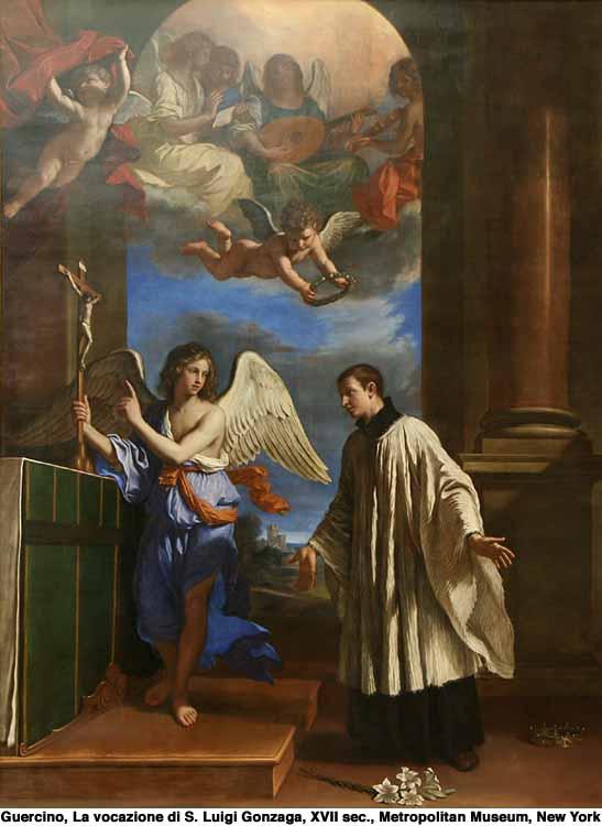 St Louis de Gonzague (†1591)