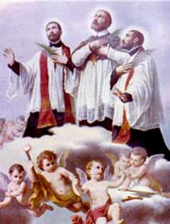 San Melchor Grodziecki