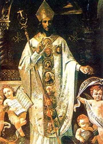 St Paulin († 431)