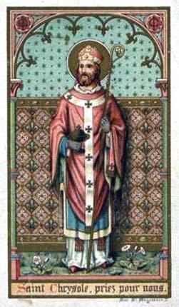 San Pedro Crisólogo