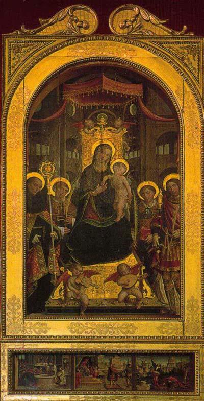 Sts Prime et Félicien († 286)